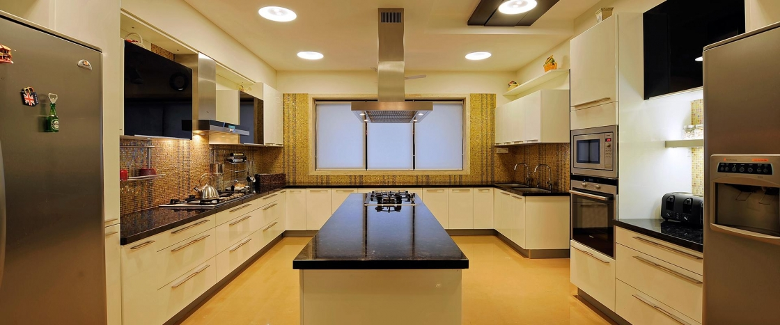 Designer Ceiling - Kitchen