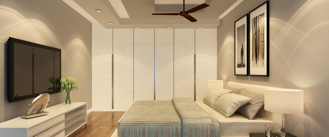 Designer Ceiling - Bedroom