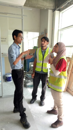 Sime Darby Property factory visit image #05
