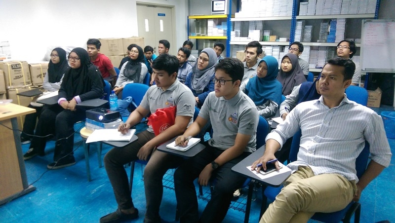 Technical Workshop for Universiti Sains Islam Malaysia (USIM) image #01