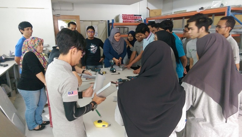Technical Workshop for Universiti Sains Islam Malaysia (USIM) image #04
