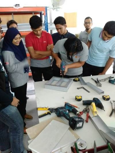 Technical Workshop for Universiti Sains Islam Malaysia (USIM) image #06