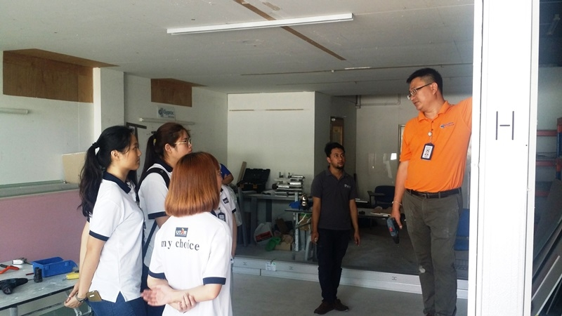 Technical Training to UTAR Students image #02