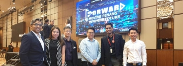Gyproc Malaysia exhibits at FORWARD Conference thumbnail image