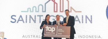 Top Employers APAC Certification Dinner thumbnail image