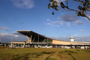 Aeromall, Senai International Airport