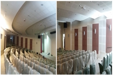SALCRA Training Centre Auditorium